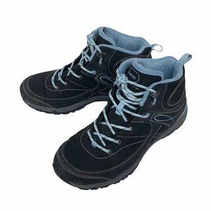 Hi-Tec Equilibrio Bijou Mid Hiking Work Boots Sz 7